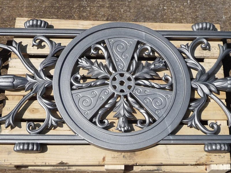 gate casting for park in hull