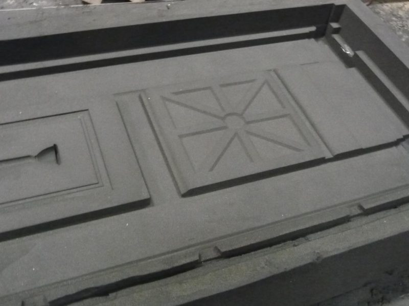 architectural casting mould